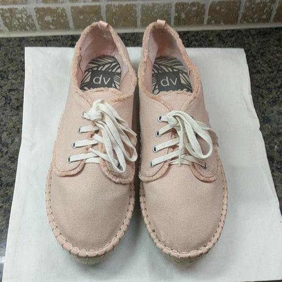 1090ae379 DV by Dolce Vita Shoes | Womens Peach Color Canvas | Poshmark